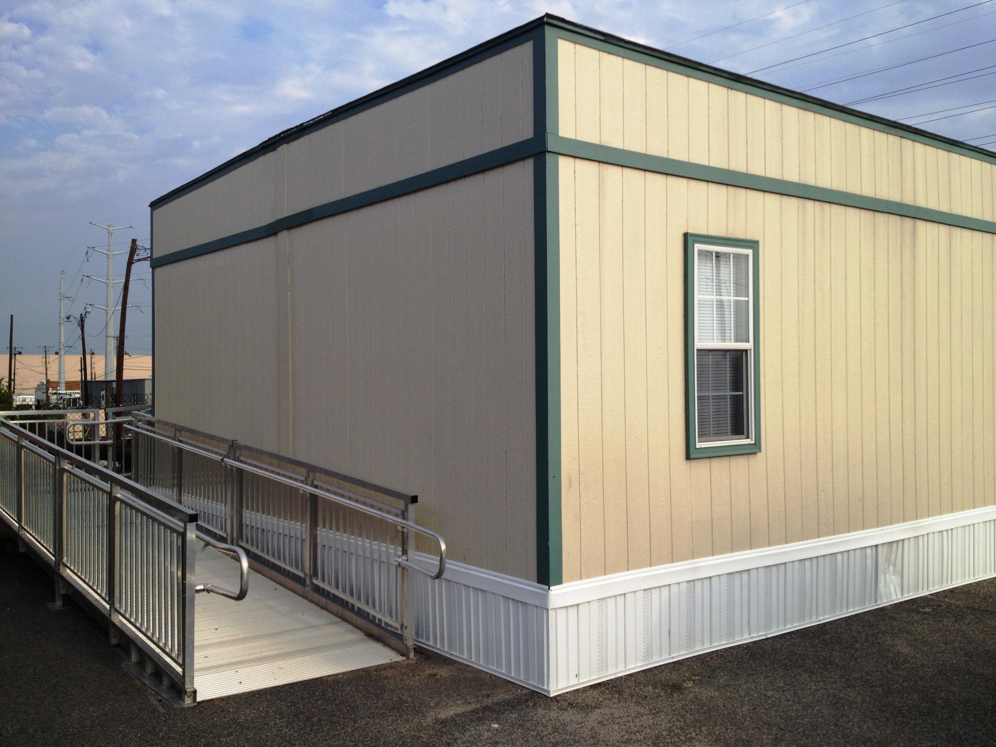Temporary Construction Office : Temporary modular office the genius